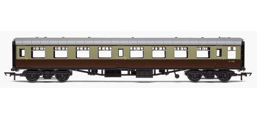 Hornby Railroad R4630 00 Gauge Br Mk1 Tourist Second Open Coach