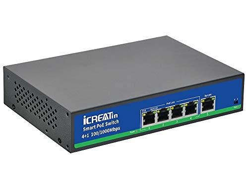 iCreatin 5 Port Gigabit Ethernet Un…