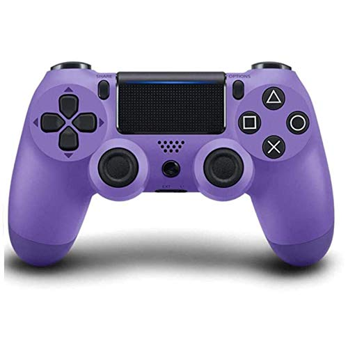 Mando inalámbrico L-SLWI para PlayStation 4, Pro/Slim, PlayStation 3 y ordenador de sobremesa, color morado