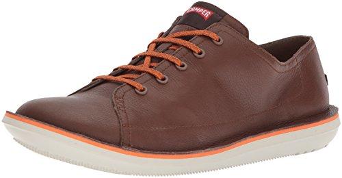Camper CAMPER Herren Beetle Schuhe Sneaker, Braun (Medium Brown 210), 43 EU