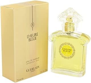 Lheure Bleu by Guerlain Eau De Parfum Spray 2.5 oz
