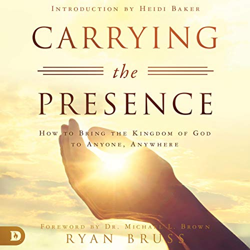 Carrying the Presence cover art