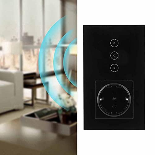 Interruptor inteligente, protección múltiple que ahorra energía del enchufe del interruptor para el dormitorio para la sala de estar