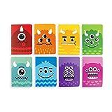 Ooly Pocket Pal Mini Journal, Set of 8 -...