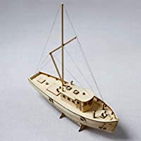 船舶モデル構築キット船モデルボートキット木製帆船構築キット船モデル木製帆船おもちゃ帆走モデル組み立てられた木製キットDIY
