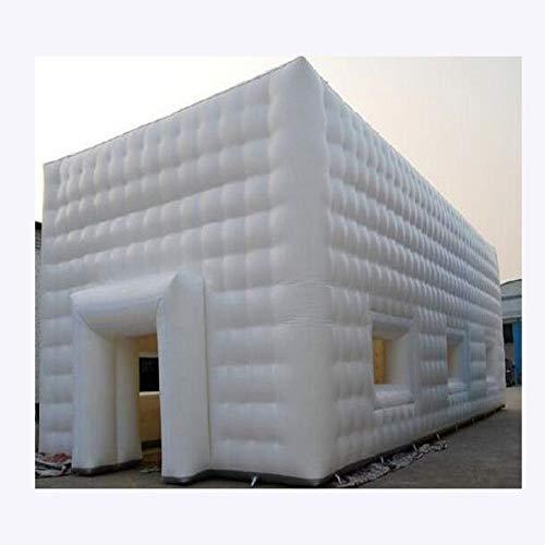 PENG Oxford Stoff oder PVC-Plane aufblasbares Zelt mit hohen Qualität,L15XW6XH5M