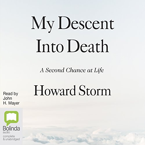 My Descent into Death cover art