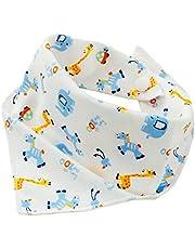 Cartoon Baby Bibs Triangle Burp Cotton - BB27