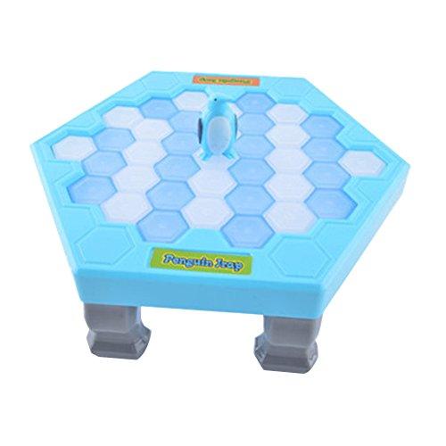 ypypiaol Speichern Sie Pinguin Ice Block Breaker Trap Spielzeug Lustige Eltern Kinder Kinder Tischspiel 1#