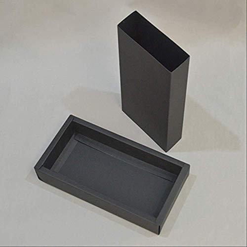 FHFF Bolsa de papel Kraft 20Pcs Craft Paquete Grande Caja Embalaje Kraft...