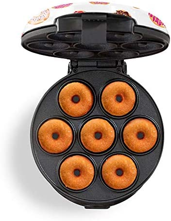 Dash DDM007 Mini Donut Maker Machine for Kid Friendly Breakfast Snacks Desserts More with Non product image