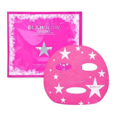 GLAMGLOW COOLSHEET No-Drip Hydrating Sheet Mask