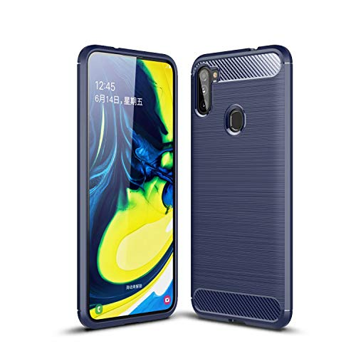 TingYR Funda para Vivo X60 Pro+, Resistente a los Arañazos, Fina de Silicona, Funda Interior de TPU Suave, Fundas para Vivo X60 Pro+ Smartphone.(Azul)