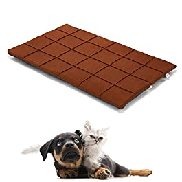ZUOLUO Dog Mat Cat Mat Cat Food Mat Vet Bed Dog Blanket Fluffy Cat Mat Pet Pad Puppy Bed Dog Bed Accessories Dog Comfort Bed Dog Crate Bed Dog Crate Mat Dog Bed Dog Bed Small