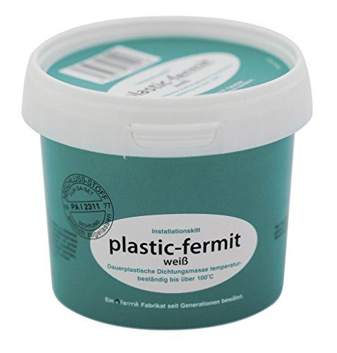 Plastik Fermit weiss (Dose 1 kg)