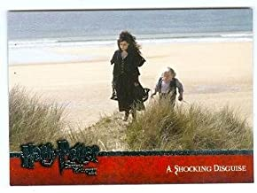 Harry Potter trading card Deathly Hollows Part 2 #15 Hermione as Bellatrix Lestrange and Griphook