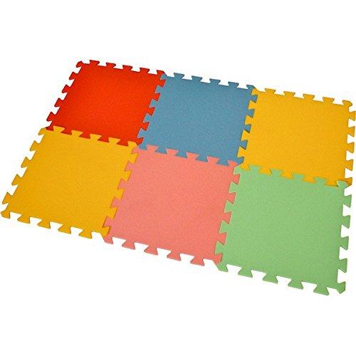 Bodenmatte Puzzlematte UNO (6 Teile)