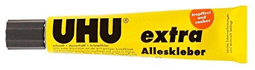 Uhu 46010 - Alleskleber extra, 20 g