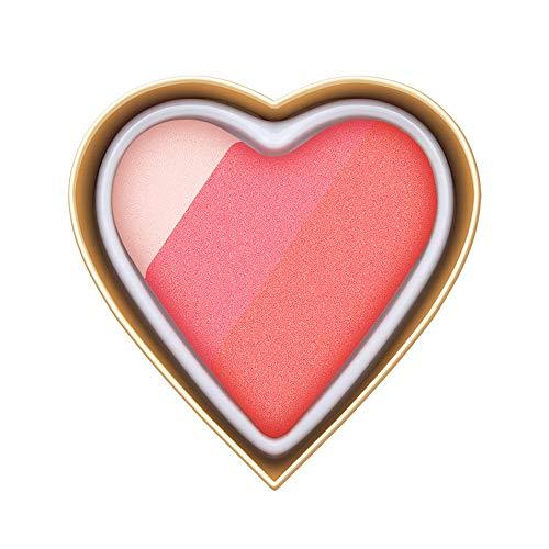 Ombre à paupières cosmétique Cadeau Saint Valentin wyxhkj Ombre à paupières Palette de poudre fard à paupières scintillante mat maquillage cosmétique fard à paupières mat (C)