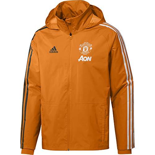 adidas Manchester United Strm - Chaqueta para hombre, Hombre, Chaqueta, FR3684, Casual, xxx-large