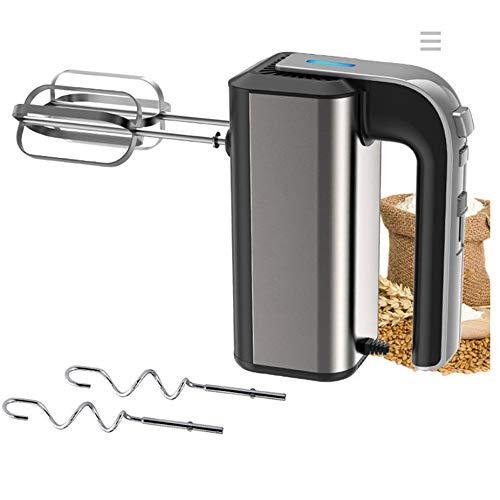 Family Care Robot de Cocina Batidora Amasadora Repostería de 1000 W Potencia. Bol 4.5L Acero Inoxidable. 3 Accesorios.