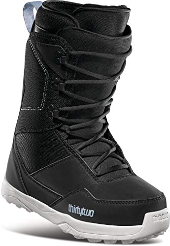 Thirty Two Shifty Womens Snowboard Boots Black Sz 7
