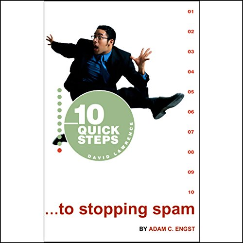 10 Quick Steps to Stopping Spam cover art