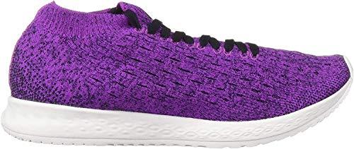 New Balance Women's Fresh Foam Zante Solas V1 Running Shoe, Voltage Violet/Eclipse, 9 B US