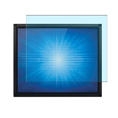 """Vaxson 2 Stück Anti Blaulicht Schutzfolie, kompatibel mit Elo Touch Panel Systems ET1931 19\"""" Display Monitor, Displayschutzfolie Bildschirmschutz [nicht Panzerglas] Anti Blue Light"""