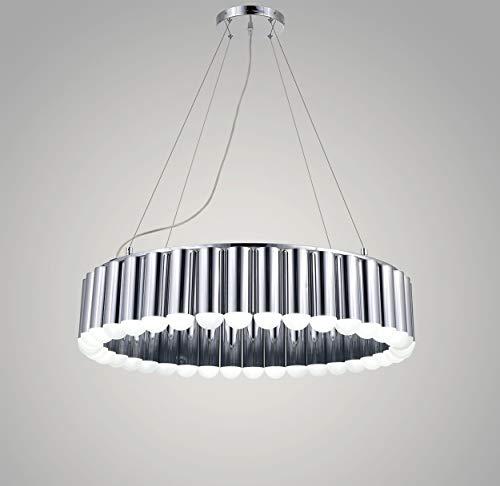 Bauhaus - Lámpara de techo con forma de candelabro, 80 cm