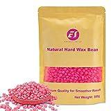 ES Traders Hard Wax Beads 500g Waxing Beads -100% Natural Less Pain Wax Beads Hair Removal Wax...