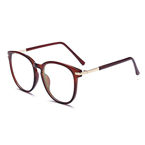Hzjundasi Gafas para Protección Visual contra Luz Azul para Ordenador/Lectura/TV/Gaming/Anti fatiga Anti...