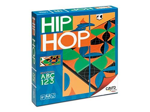 Cayro - Hip Hop - Juego de razonamiento y Estrategia - Juego de Mesa - Desarrollo de Habilidades cognitivas e inteligencias múltiples - Juego de Mesa (719)