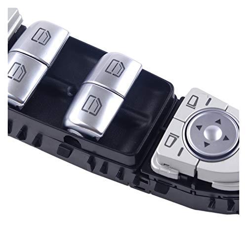 PREPP Interruptor de Ventana FIT para Benz C180 C200 C300 C 63 S205 W205 2016 2017 2017 2017 2059056811 A2059056811