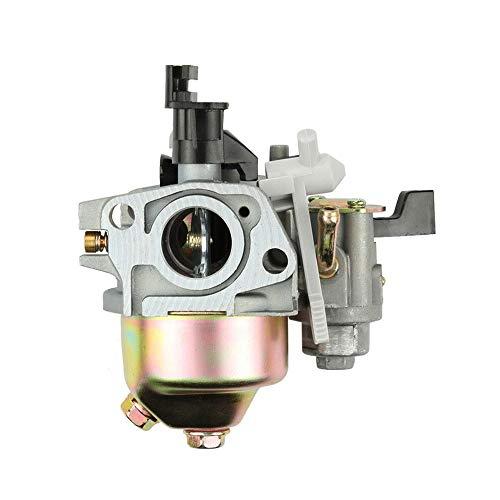 liutao Carburador Carburetor Carb Fit Compatible con Honda GX160 GX168F GX200 5.5HP 6.5HP + Motor de Juntas de tubería de Combustible Partes del Motor