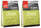 Orijen 2 Bags of Senior Dog Food, 12 Ounces, Grain Free, Made in The USA