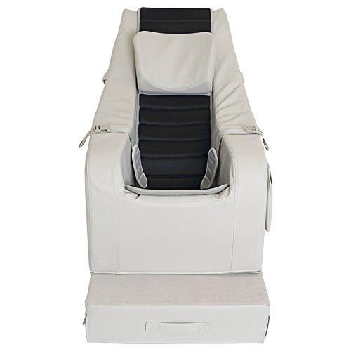 SEEDS クッションチェア 【 LLサイズ カバーシート レザー 合皮タイプ 黒 】 13才〜成人用 室内用 座位保持装置