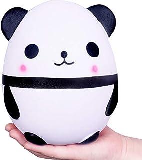 WeYingLe Squishy Jumbo powoli wschodząca panda pachnąca kawaii śliczne zabawki dla dzieci i dorosłych, urocza zabawka prze...