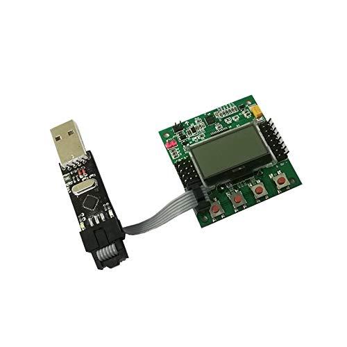 BouBou Controlador De Vuelo Kk2 Programador USB para Kk2.1.5 Tablero De Control De Vuelo LCD FPV Racing Drone