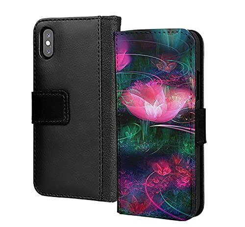 Avatar - Custodia a portafoglio in pelle sintetica per Samsung Galaxy S5