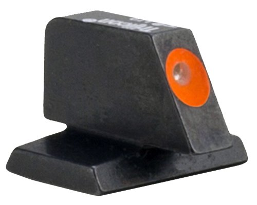 Trijicon FN602-C-600888 HD XR Front Sight, Fnh Fns-9, FNX-9, & Fnp-9 Orange Front Outline Lamp