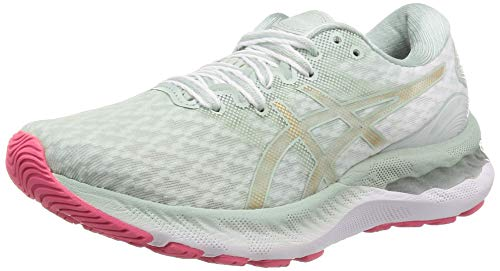 ASICS Damen Gel-Nimbus 23 Road Running Shoe, Vert for T Dor, 40 EU