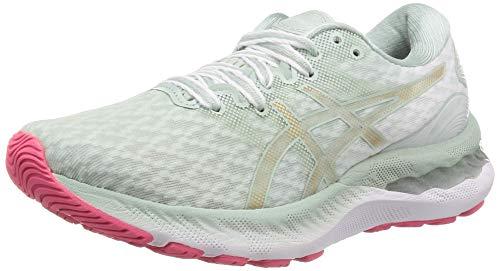 Asics Gel-Nimbus 23, Road Running Shoe Mujer, Vert For Xe3 T Dor Xe3, 39.5 EU