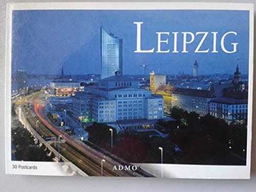 Leipzig. Postkartenbuch