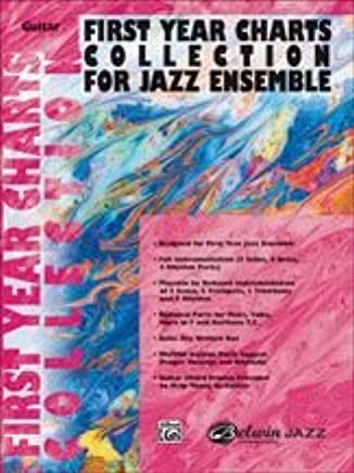 Alfred Publishing 00-sbm01013 First Year Charts Collection for Jazz Ensemble – Music Book