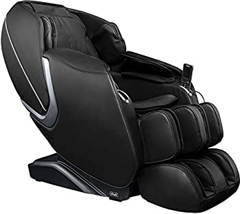 Osaki OS-Aster Black Faux Leather Reclining Massage Chair