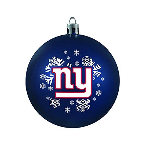 NFL New York Giants Shatterproof Ball Ornament