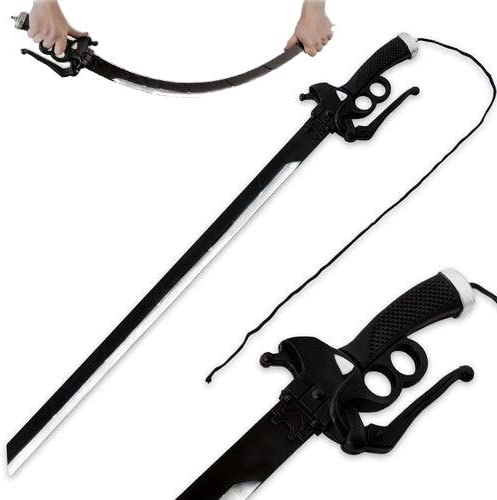 Attack on titan cosplay weapons
