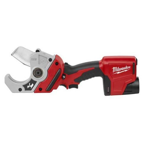 Buy Discount Milwaukee Electric Tool 2470-21 M12 Cordless Shear Kit, 12 V, Li-Ion