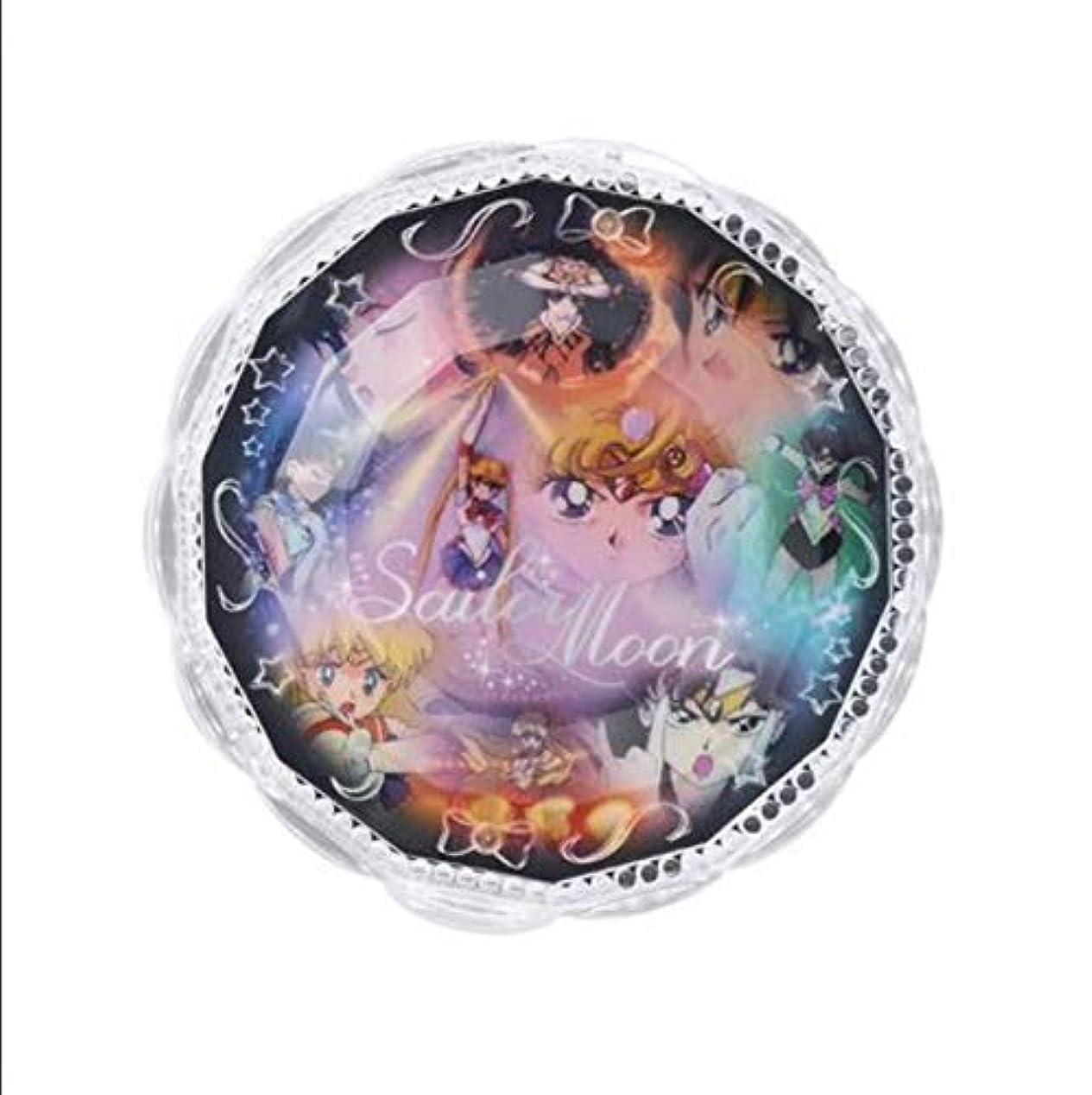ウール豊富な拘束セーラームーン ミラクルロマンス クリアコンパクト チークカラー&リップ